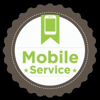 Mobile-Service-Badge